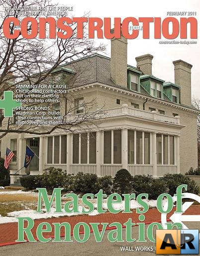 Construction Today Magazine - February 2011