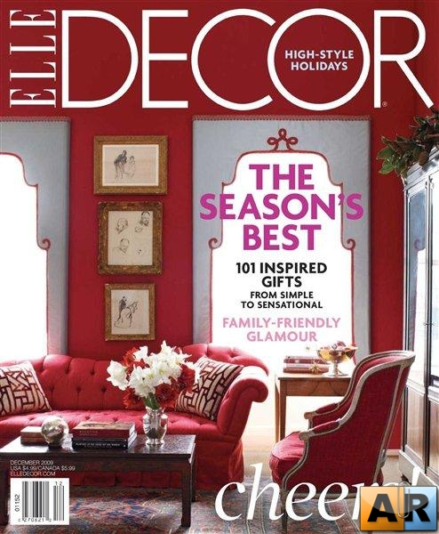 ELLE Decor №12 (декабрь 2009) / US