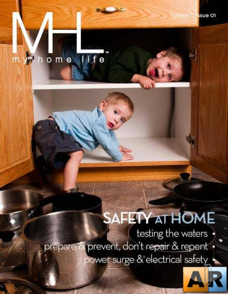 My Home Life Magazine - Spring 2011