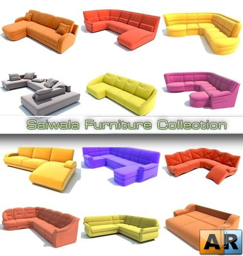 3D models of Saiwala Furniture