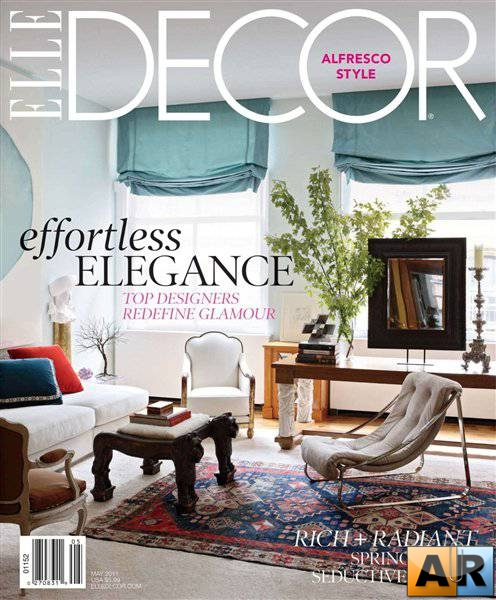 ELLE Decor №5 (май 2011) / US