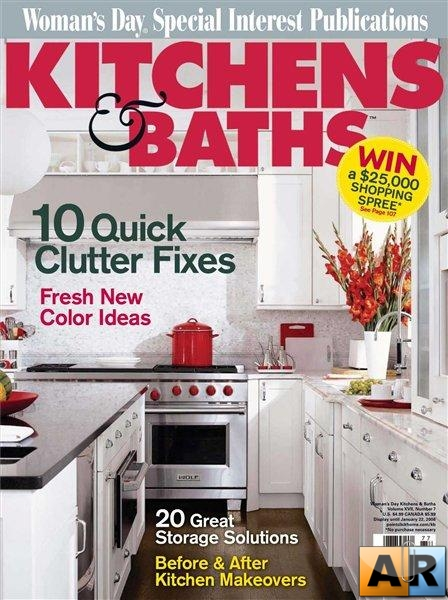 Kitchens & Baths №7 ч.17 (2008 / US)