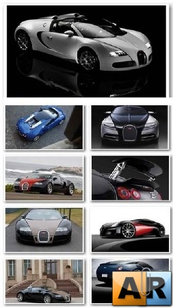Amazing Bugatti Veyron Cars Wallpapers (1920х1200)