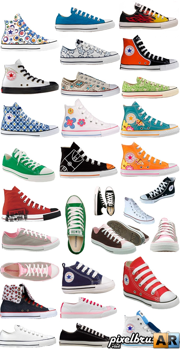 Converse All Star Icons - Иконки