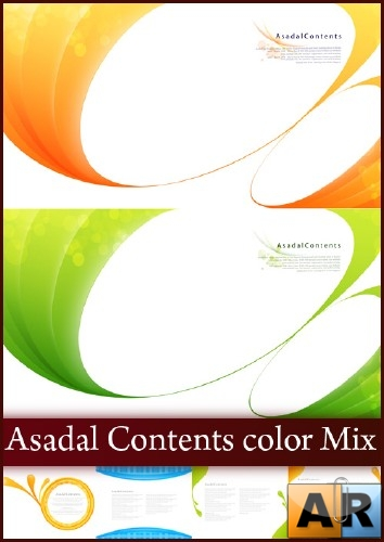 Asadal Contents color Mix