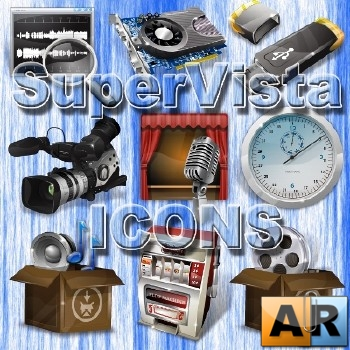 Super Vista Icons 2009