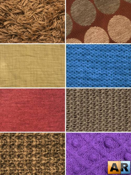 High Resolution Fabric Texture Pack