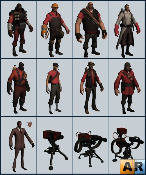 ��������� ���� �Team Fortress 2�