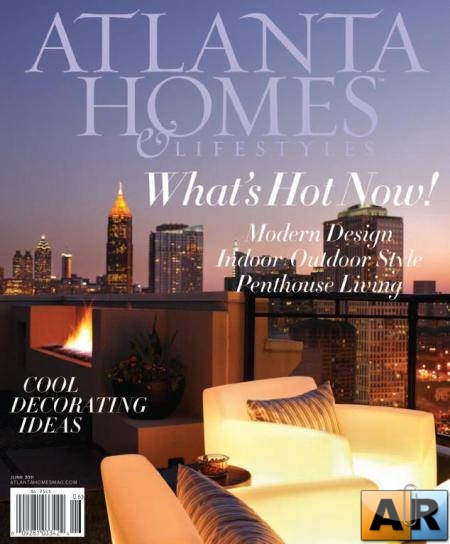 Atlanta Homes & Lifestyles - June 2011