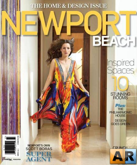 Newport Beach (Home & Design Issue) - March 2011