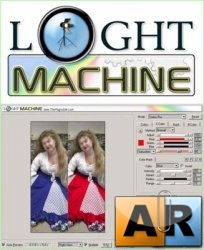 LightMachine v1.02. ������ ��� Photoshop