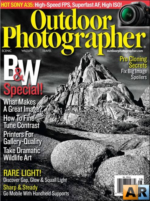 Outdoor Photographer №8 (August 2011)