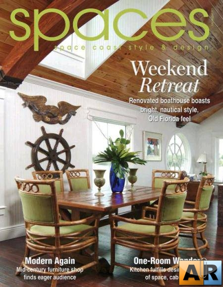 Spaces Magazine - July/August 2011