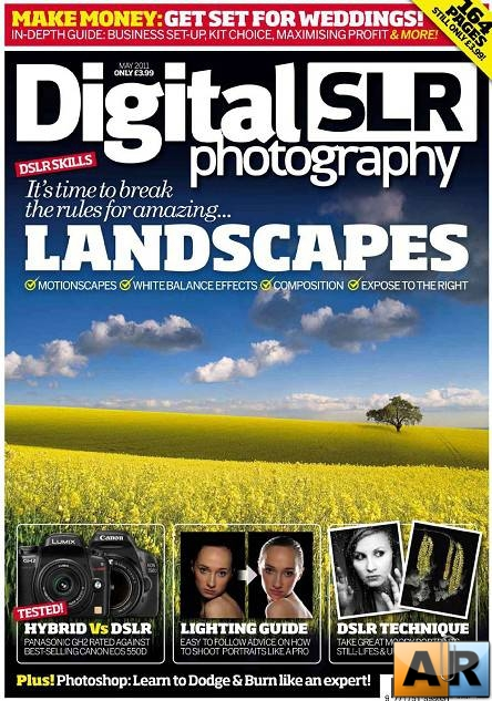 Digital SLR Photography №5 (May 2011 UK)