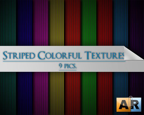 Striped Colorful Textures