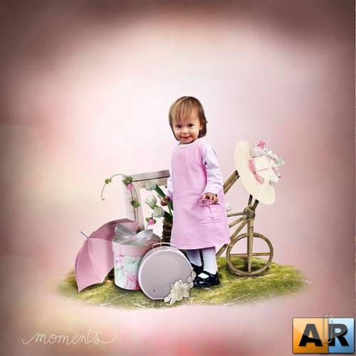 Scrap kit Pink Melodies