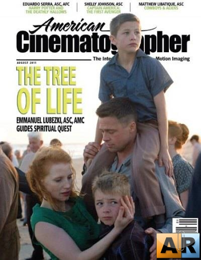 American Cinematographer - August 2011