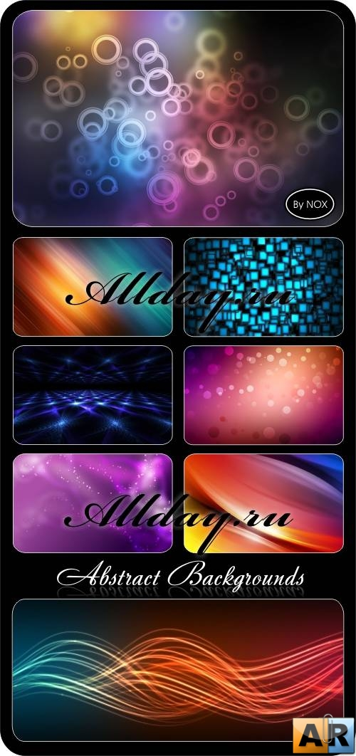 Abstract Backgrounds - ����������� ����