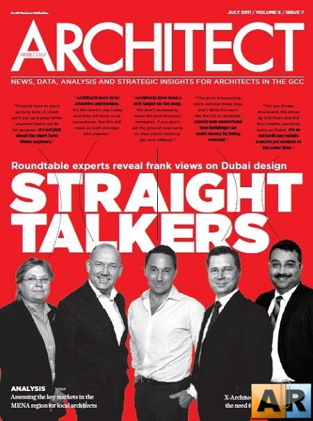 Middle East Architect - July 2011
