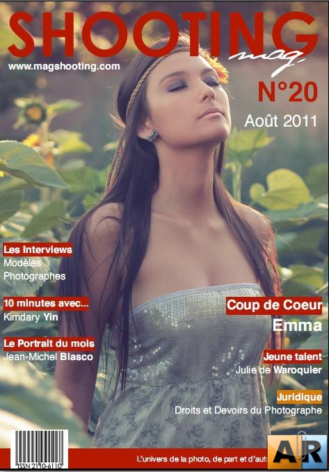 Shooting Mag №8 (Aout 2011)