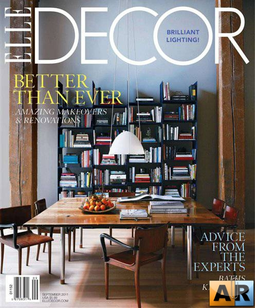 ELLE Decor №9 (сентябрь 2011) / US