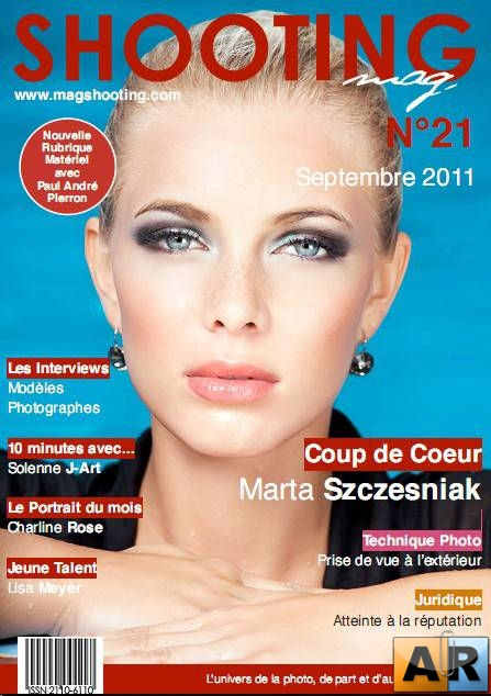 Shooting Mag №21 (Septembre 2011)