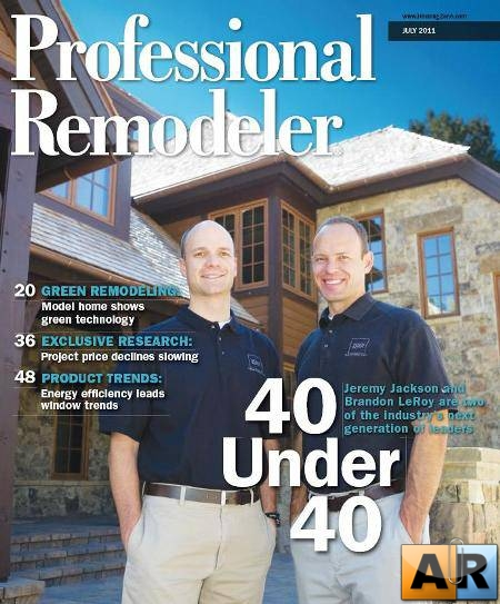 Professional Remodeler - July 2011