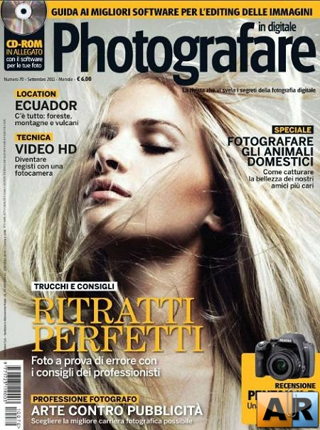 Photografare in Digitale - September 2011 (Italy)
