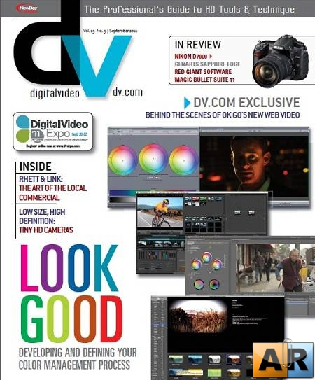 Digital Video - September 2011