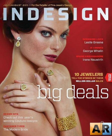 INDESIGN Magazine - July/August