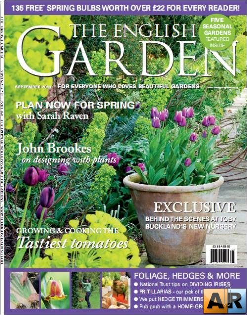 The English Garden №9 (September 2011)
