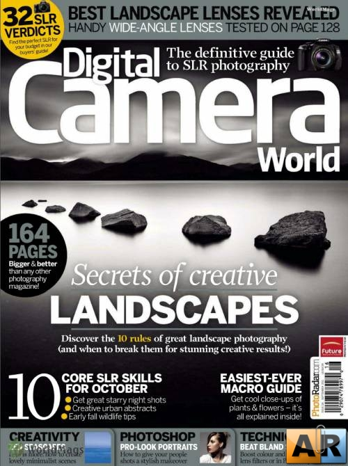 Digital Camera World - September 2011 (HQ PDF)