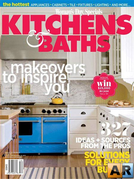 Kitchens & Baths №2 ч.21 (2011 / US)