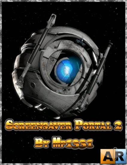 Portal 2 Sceensaver By Mp1331 (2011)