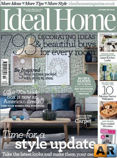 Ideal Home - October 2011