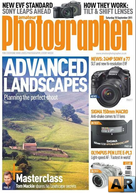 Amateur Photographer - 10 September 2011/UK