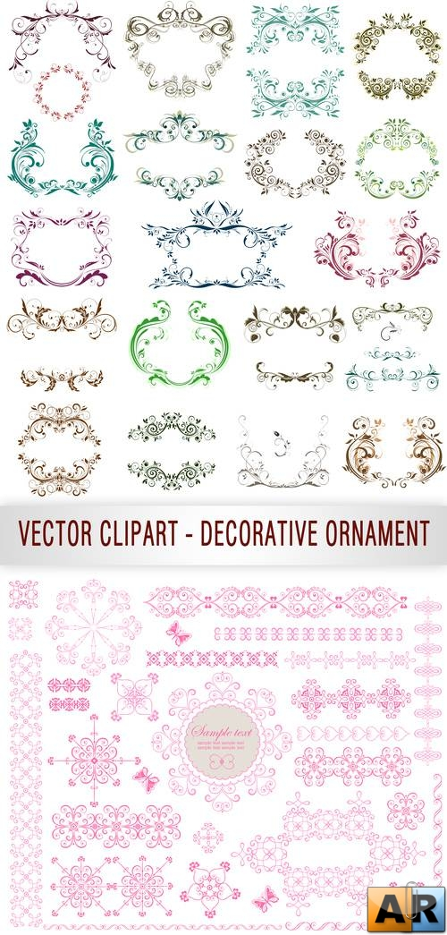 Vector clipart - Decorative Ornament