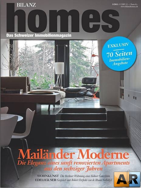 BILANZ Homes №9 (September 2011)
