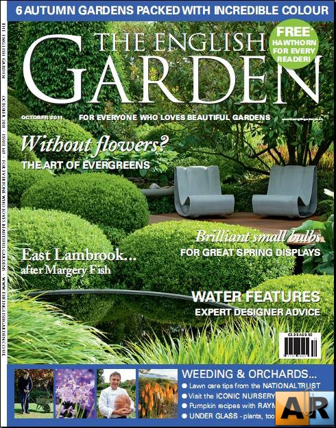 The English Garden №10 (October 2011)