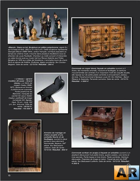 Antiquites Pratique №8 (August 2011)