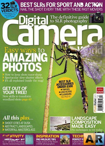 Digital Camera World №10 (октябрь 2011) / UK