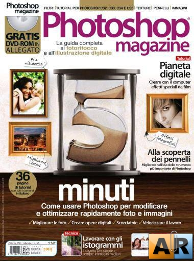 Photoshop Magazine - September 2011 (Italy)
