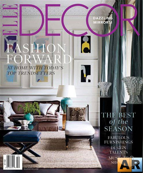 ELLE Decor №10 (октябрь 2011) / US
