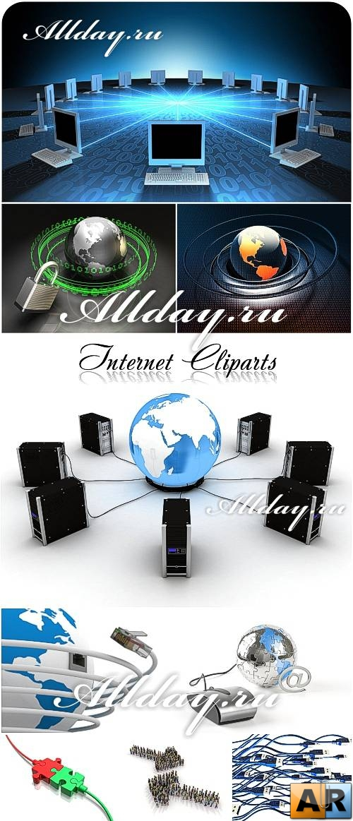Internet Cliparts