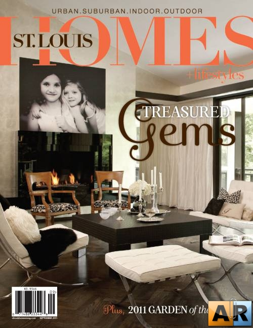 St.Louis Homes & Lifestyles - September 2011