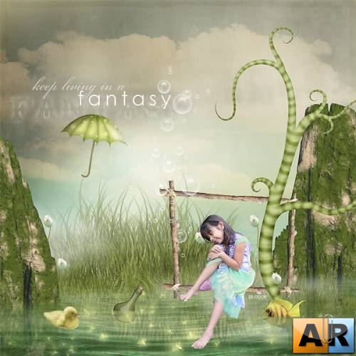 Scrap - Lilypond Adventures