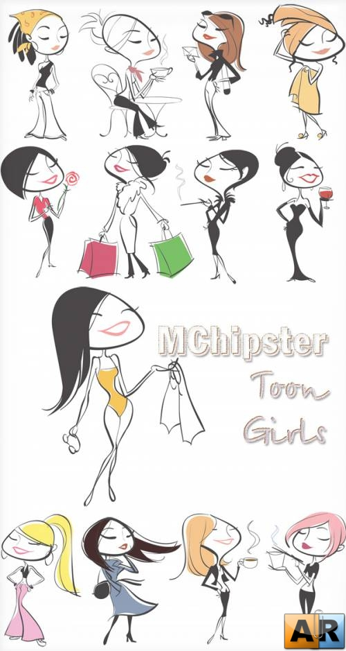 MChipter Toon Girls