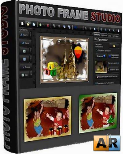Mojosoft Photo Frame Studio 2.6 / Rus