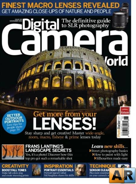 Digital Camera World - November 2011