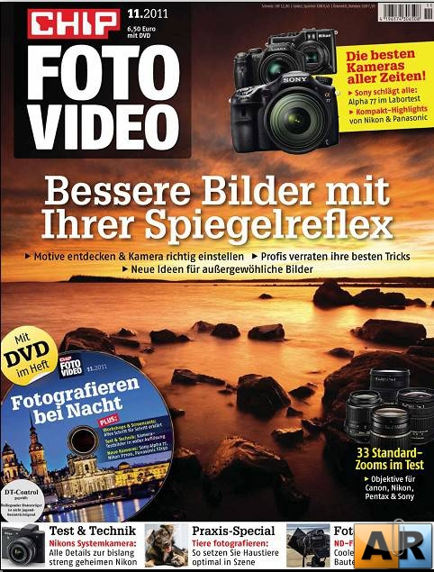 CHIP Foto und Video №11 (November 2011)